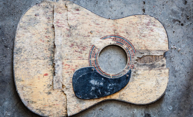 Why I don't write love songs for my wife